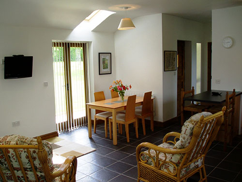 The Stables sleeps 4