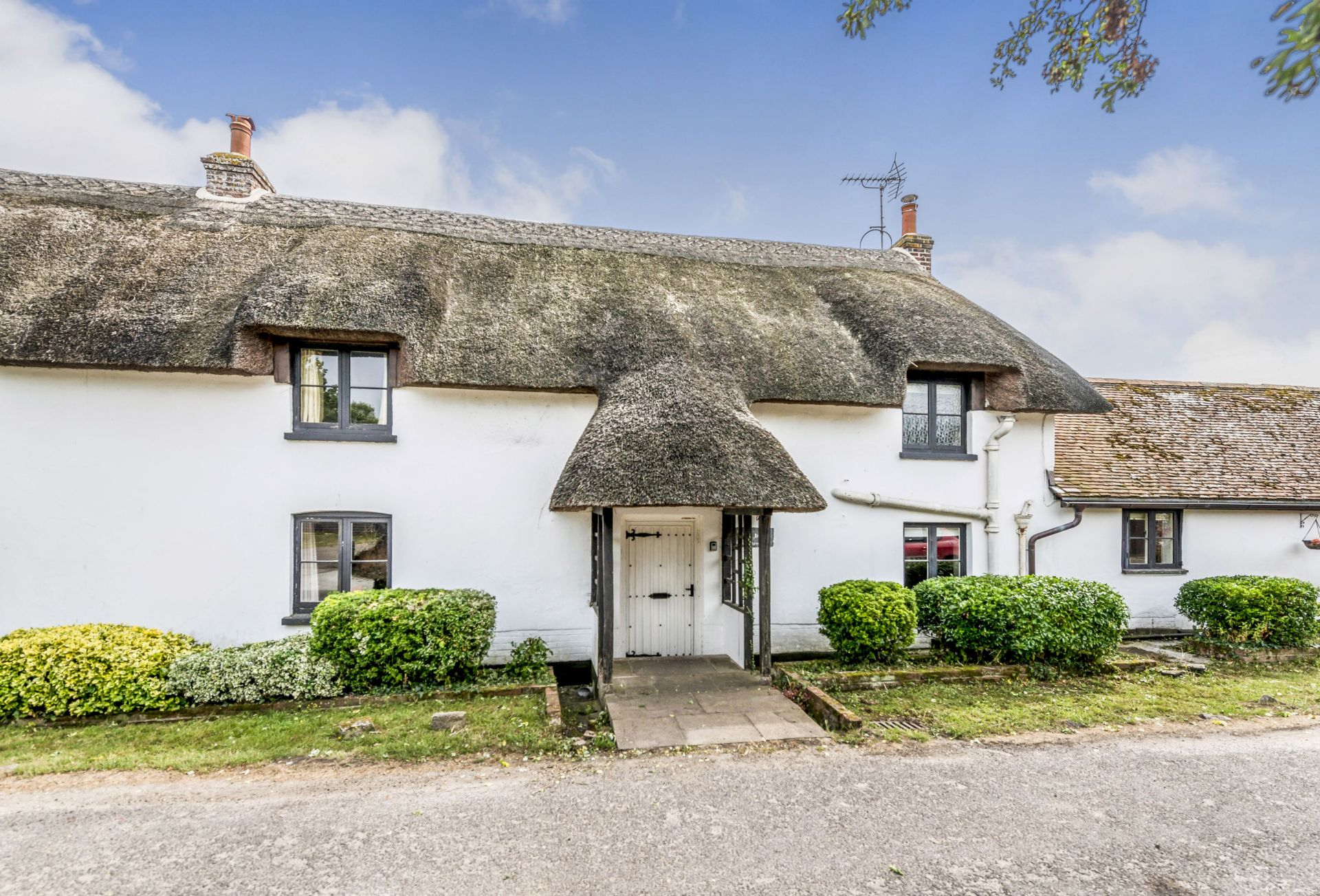 Click here for more about East Burton Farmhouse