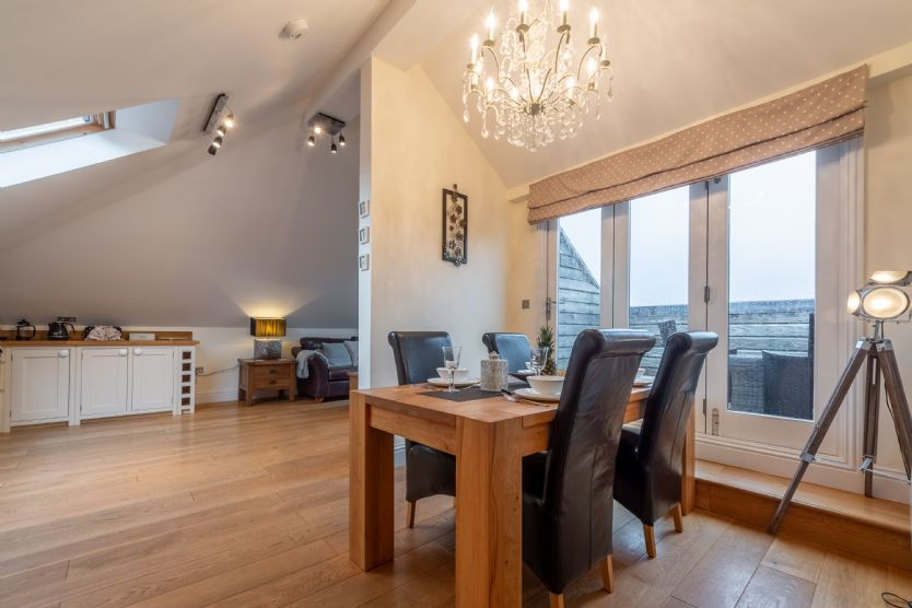 Details about a cottage Holiday at 9 Fernhill Penthouse