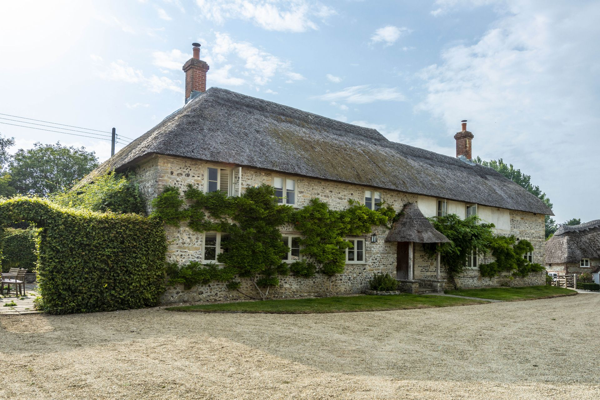Details about a cottage Holiday at Manor Farmhouse