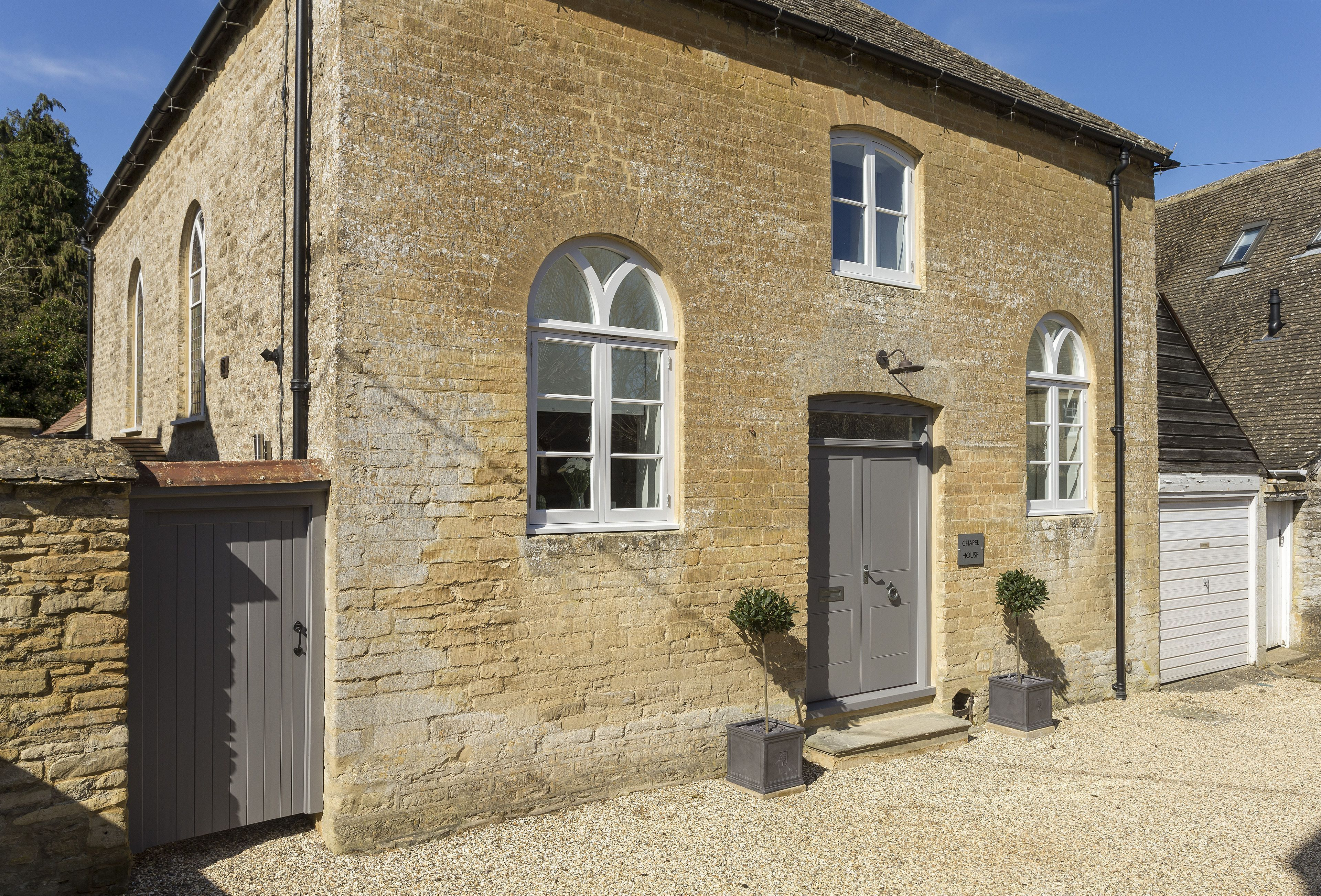 Click here for more about Chapel House