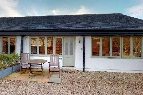 Dune Cottage at Rosevidney Manor is located in Marazion