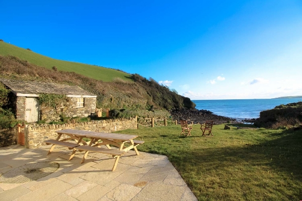 Hallane Mill sleeps 4