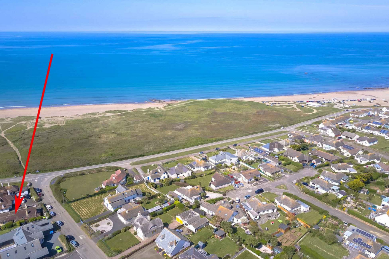 Details about a cottage Holiday at Driftwood at Widemouth Bay