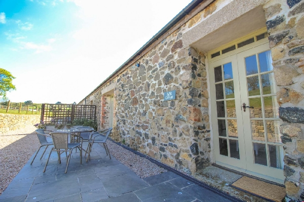 Bellot Cottage is located in The Lizard