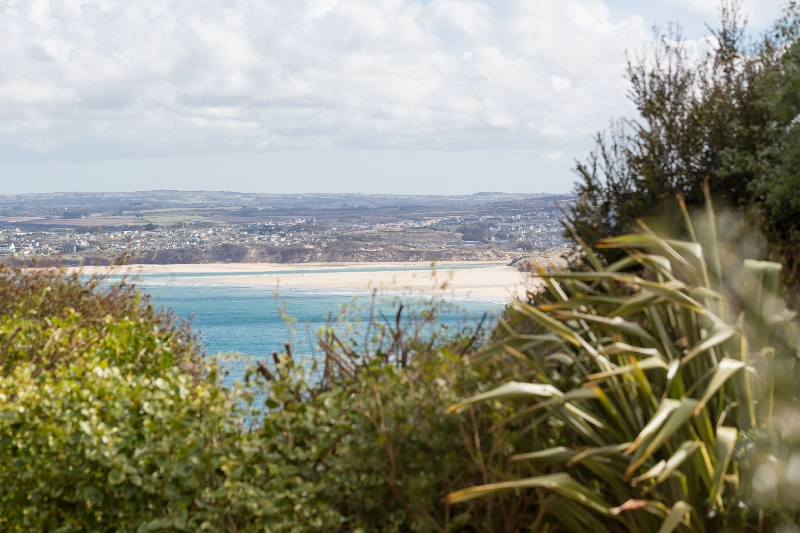 Carbis View is located in St Ives