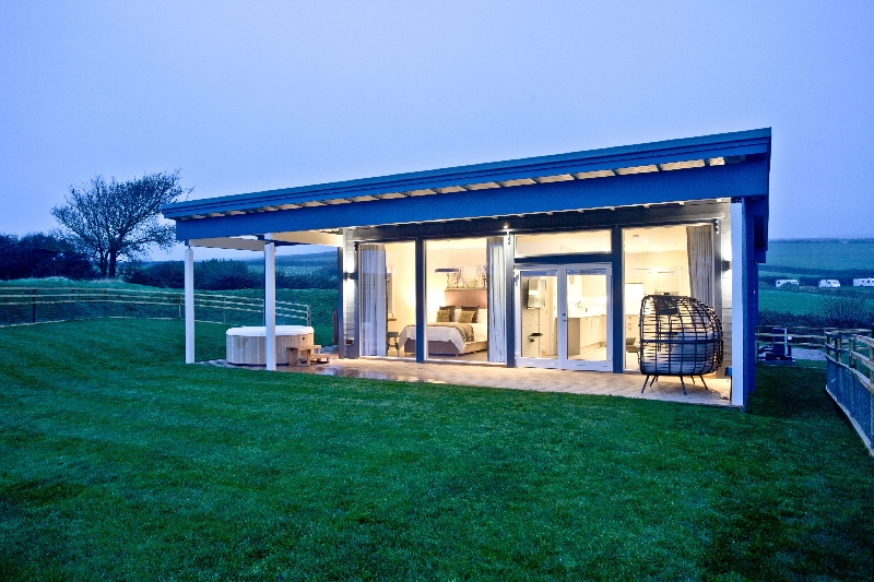 Click here for more about Top Meadow - March End Lodges