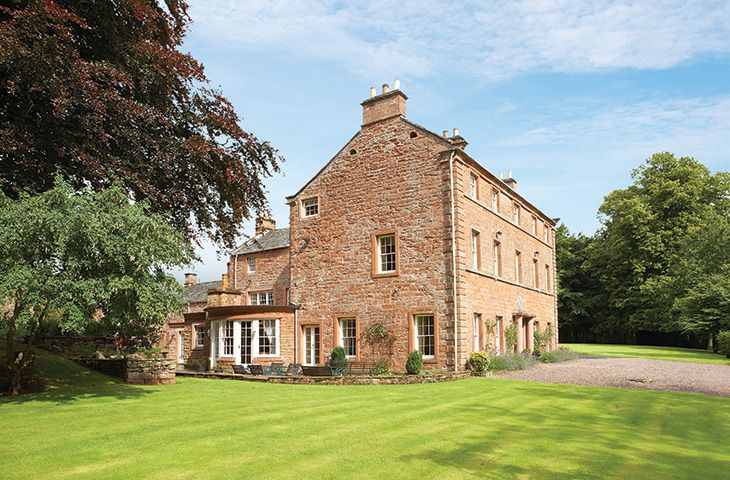 Click here for more about Melmerby Hall