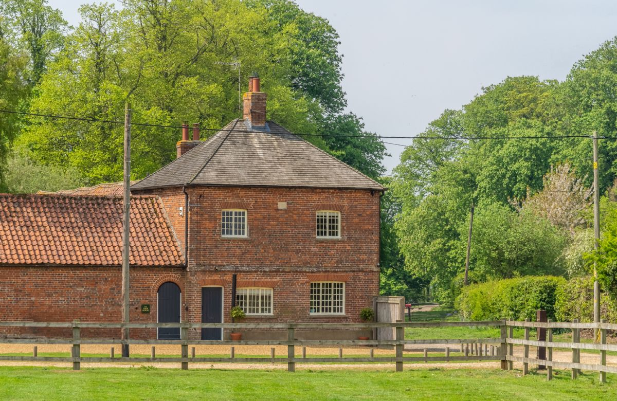 Click here for more about The Tack House