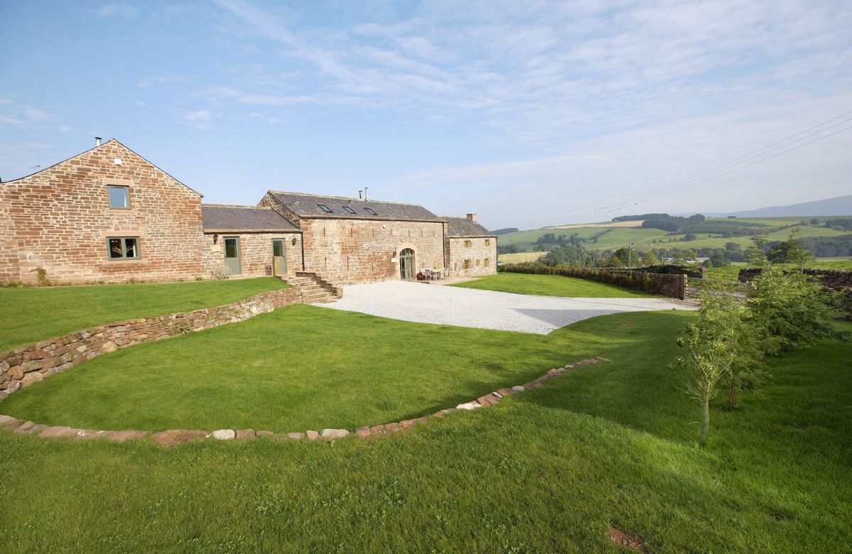 Click here for more about Glassonby Old Hall and Jenny's Croft