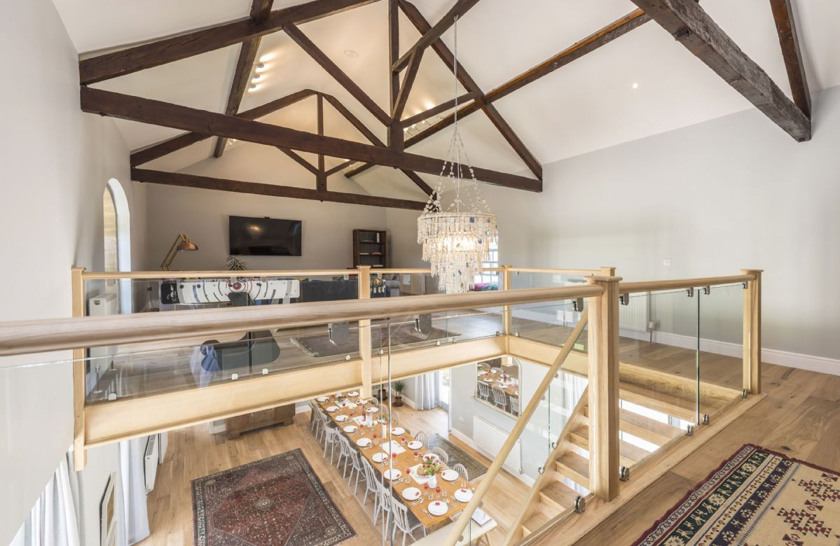 Click here for more about Stapleford Farm Cottages