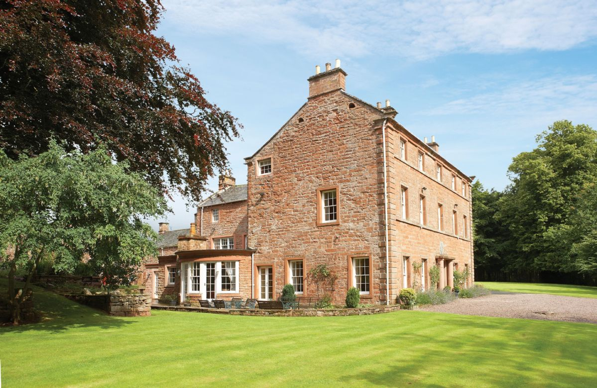 Click here for more about Melmerby Hall and Stag Cottage