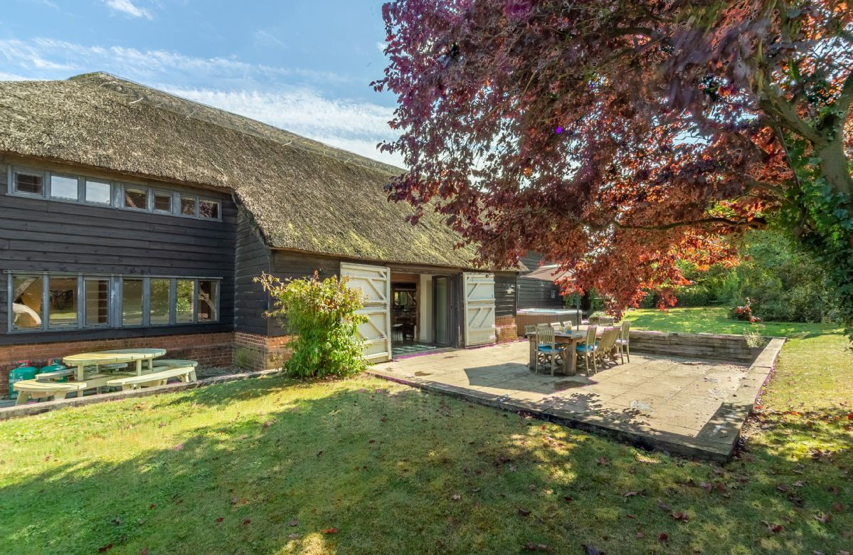 Click here for more about Butley Barn