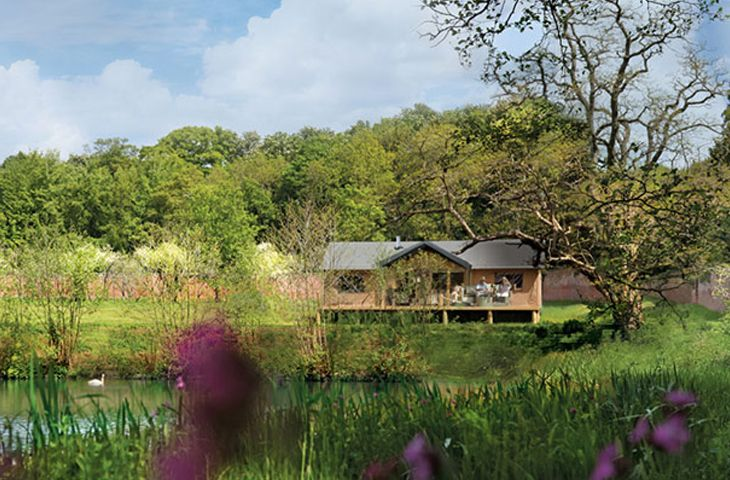 Details about a cottage Holiday at Exton Park