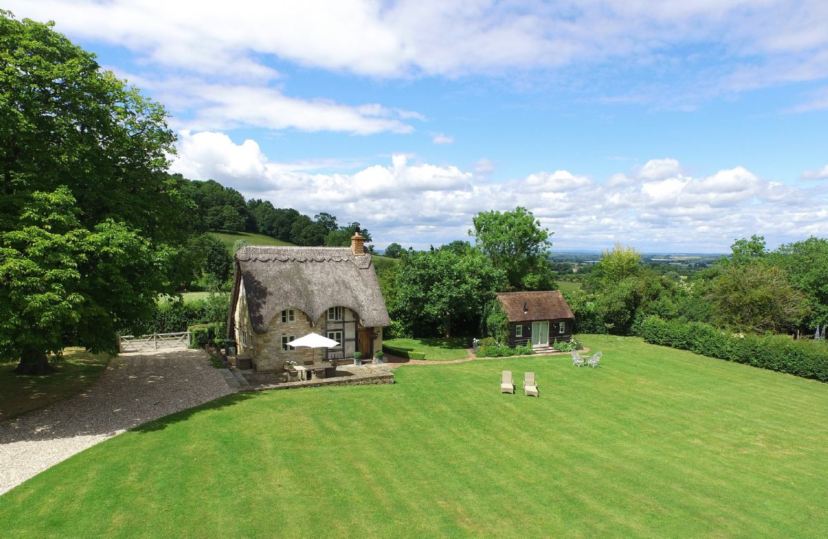 Click here for more about Field Cottage and Garden Room