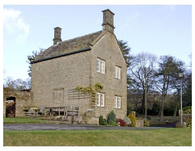 Click here for more about Underbank Hall Cottage