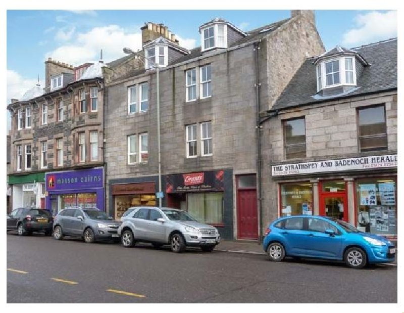 Click here for more about 40A High Street