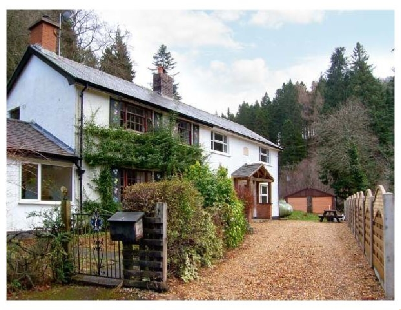 Click here for more about Forestry Cottage