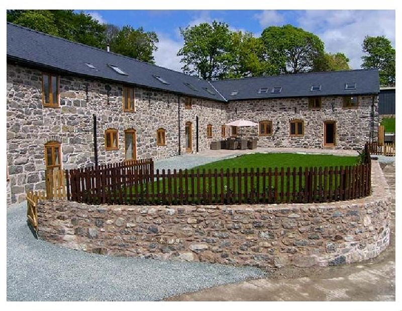 Click here for more about Castell Courtyard