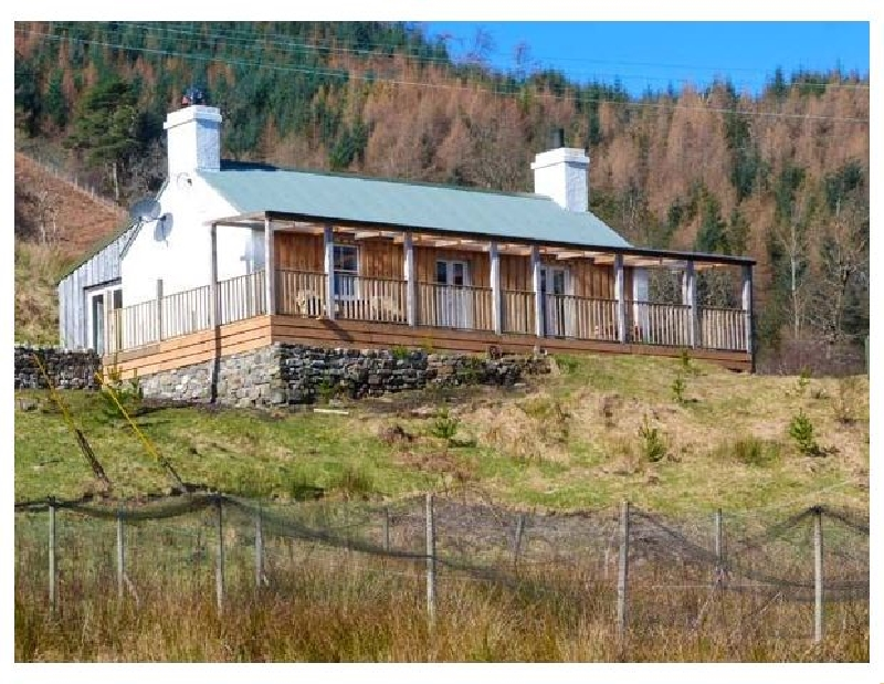 Click here for more about Druidaig Cottage