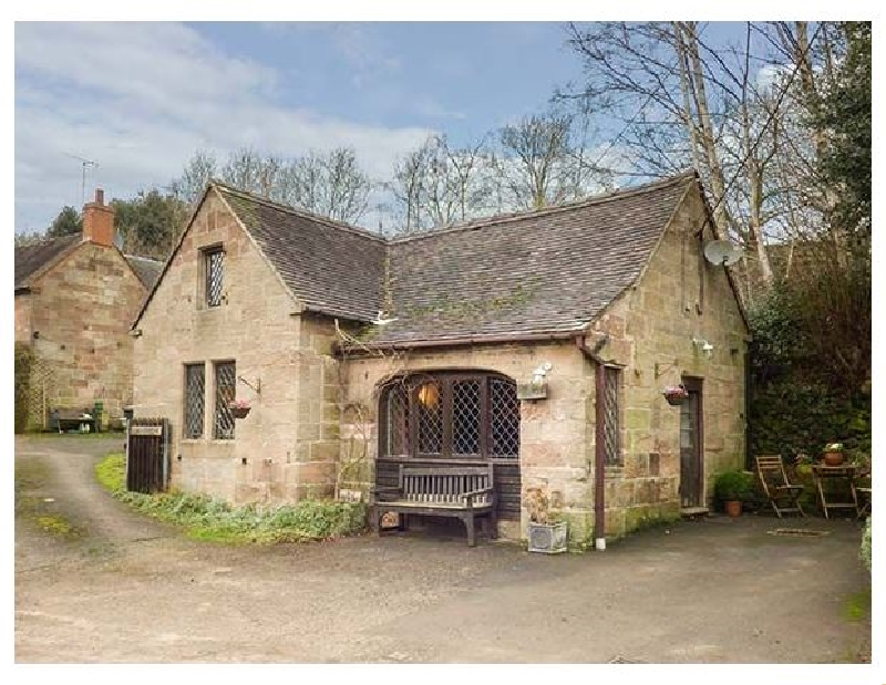 Click here for more about The Old Smithy