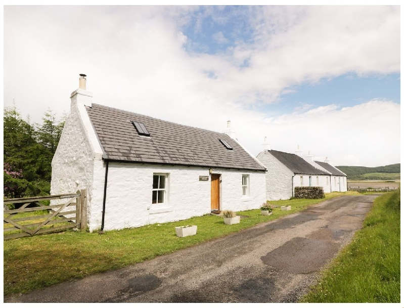Click here for more about Cnocachanach Cottage