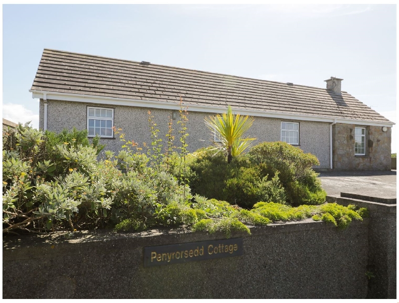 Click here for more about Pen Yr Orsedd Cottage