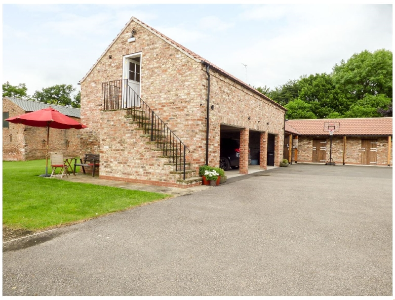 Click here for more about The Stables- Crayke Lodge