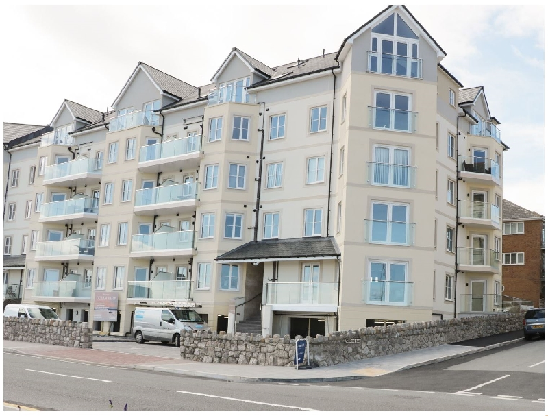 Click here for more about Ocean View Apartment