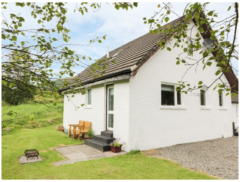 Details about a cottage Holiday at The Auld Tyndrum Cottage