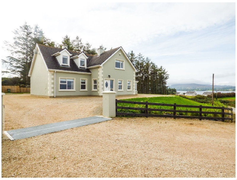 Click here for more about Mulroy Lodge