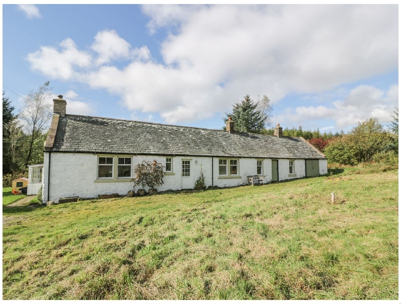 Click here for more about Glenwharrie Cottage