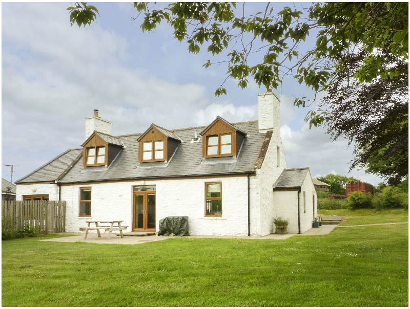 Details about a cottage Holiday at Drumfad Cottage