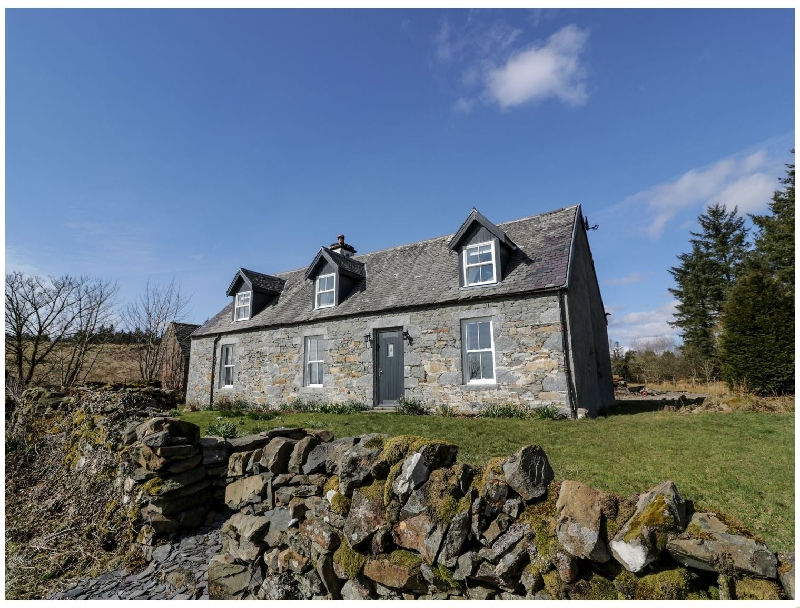 Click here for more about Corrafeckloch Forest Cottages