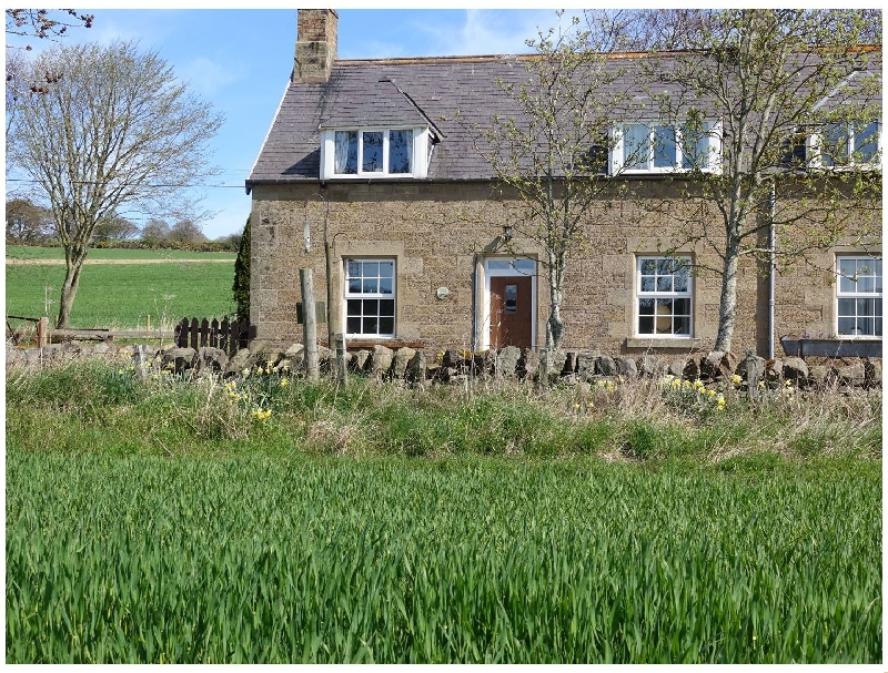 Click here for more about Castle Cottage