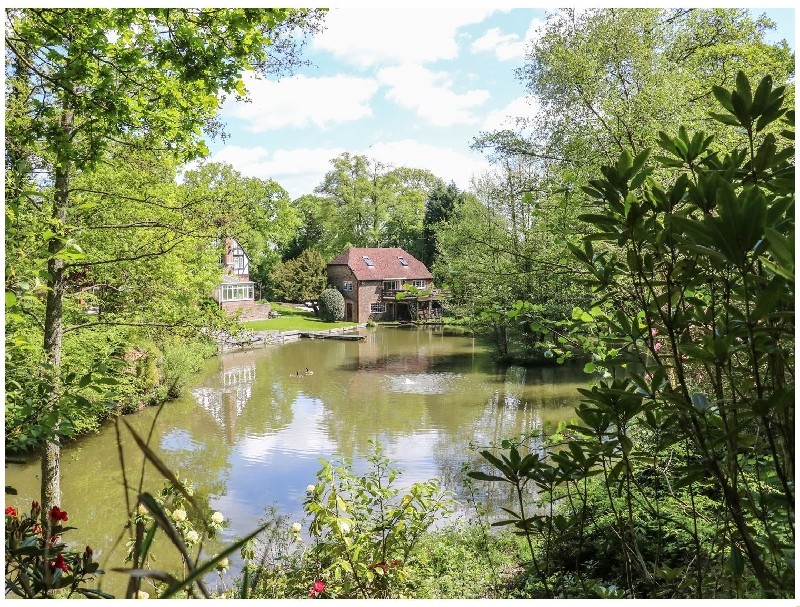 Click here for more about Miswells Cottages - Lake View