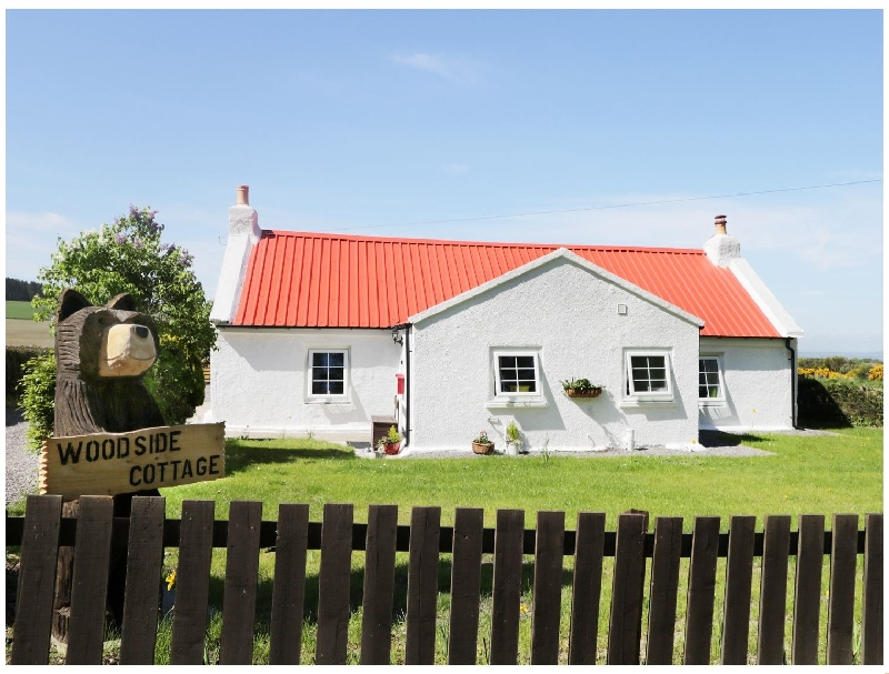 Details about a cottage Holiday at Woodside Cottage