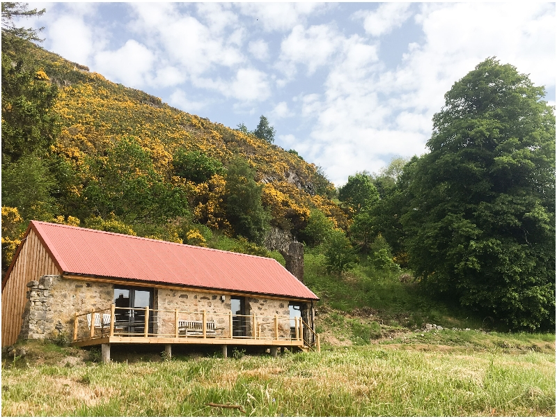 Click here for more about East Craigdhu Cow Byre