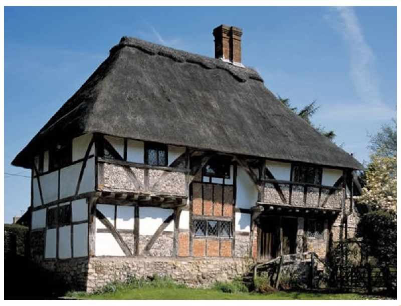 Click here for more about The Yeoman's House