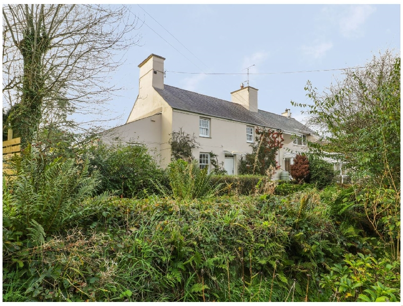 Details about a cottage Holiday at Ynys Pandy