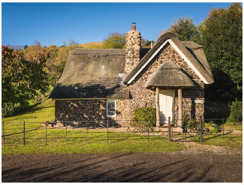 Click here for more about North Lodge