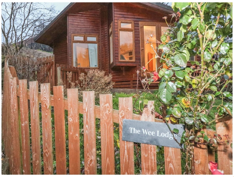 Details about a cottage Holiday at The Wee Lodge