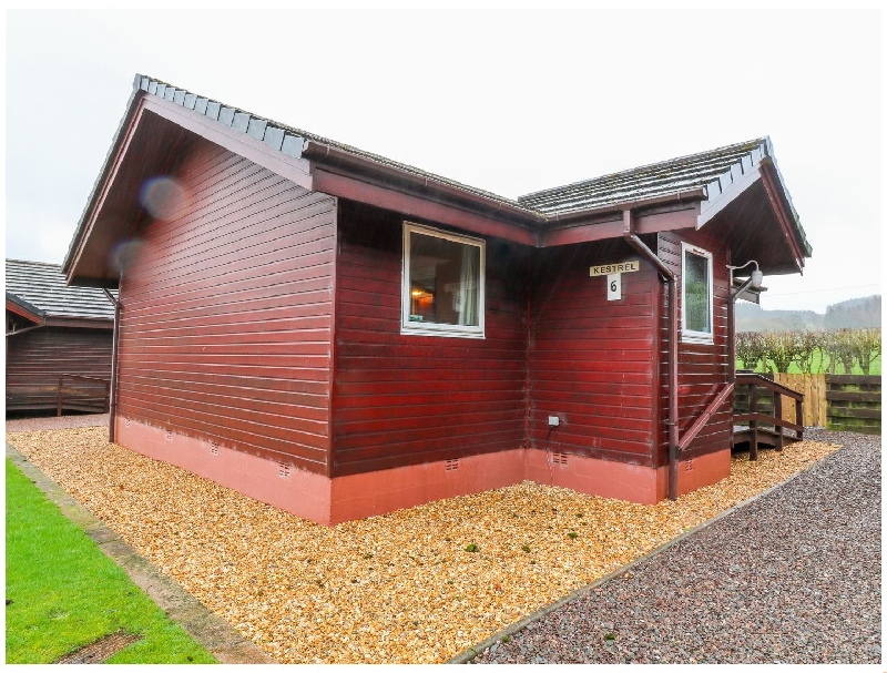 Click here for more about Kestrel Lodge