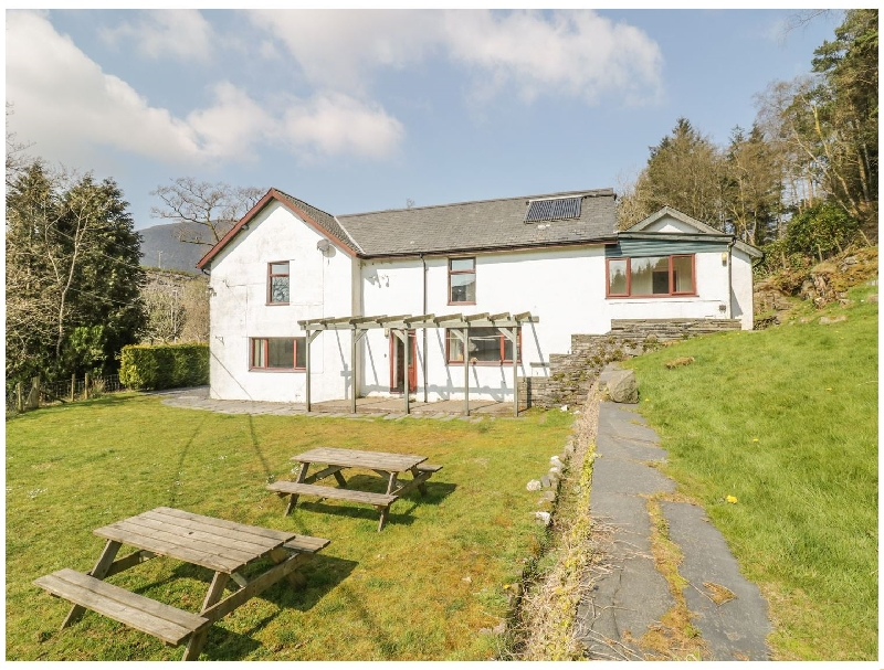 Click here for more about Stiniog Lodge