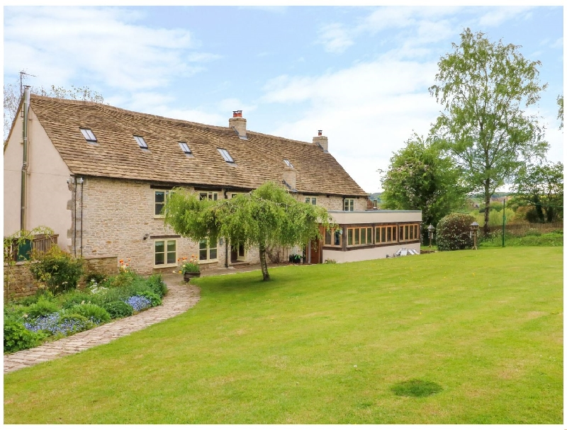 Details about a cottage Holiday at Tickmorend Farm