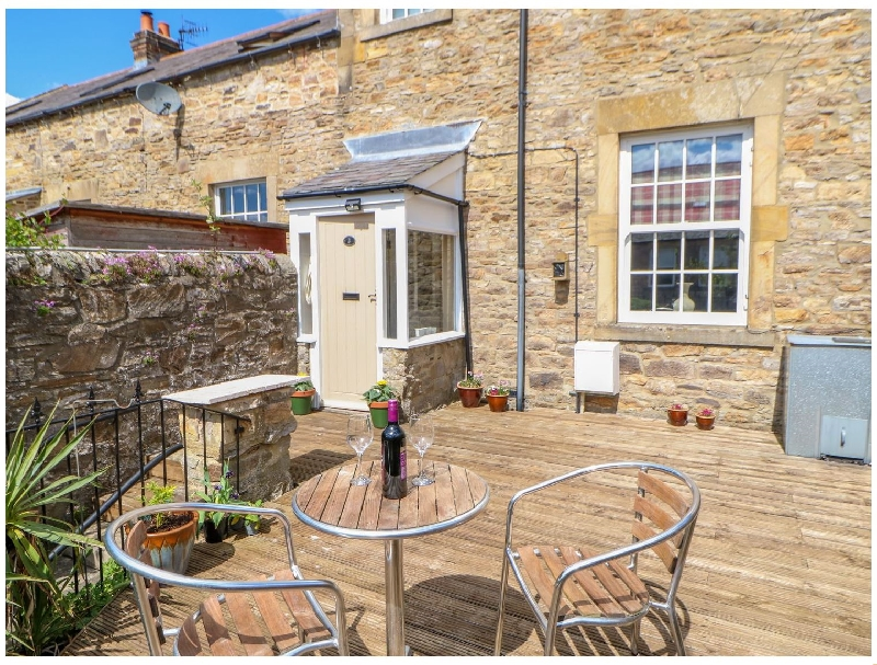 Click here for more about Old Workhouse Cottage