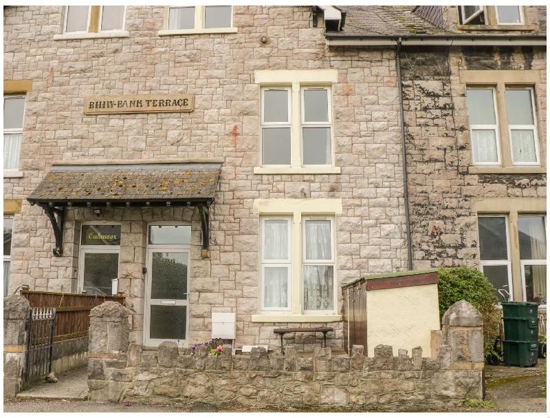Click here for more about Flat 2 - 9 Rhiw Bank Terrace