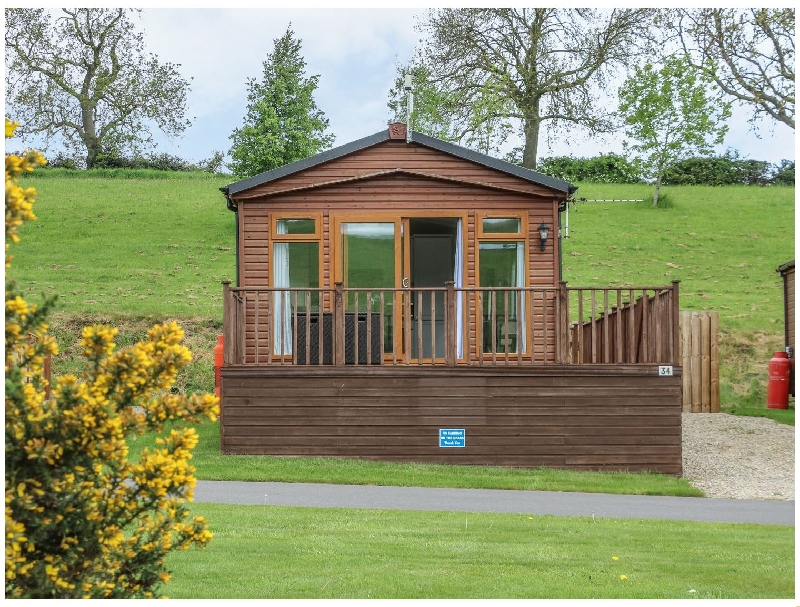 Click here for more about 34 Stag Lodge