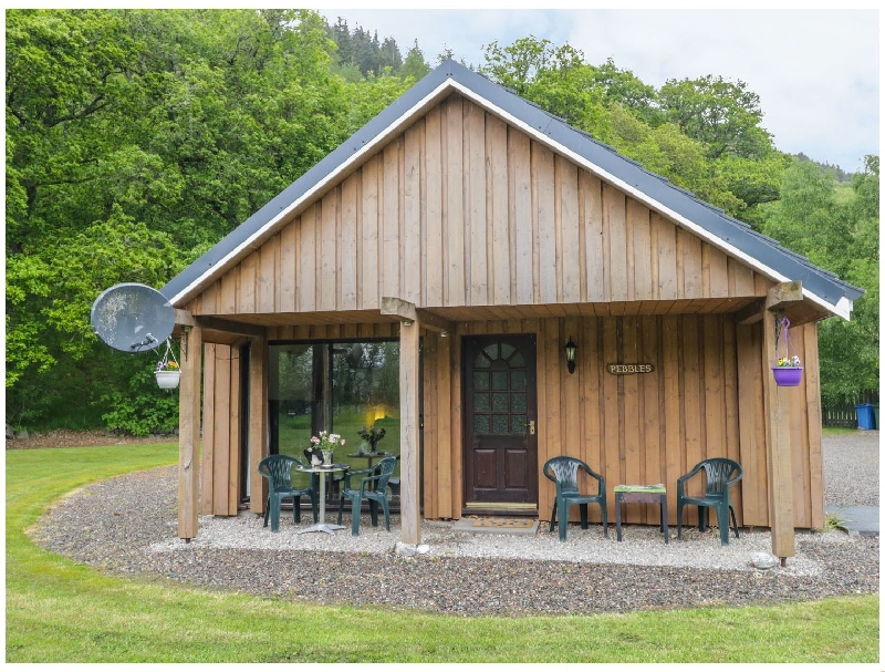 Click here for more about Pebbles Cottage