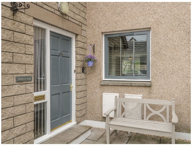 Click here for more about Fishertown House